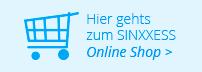 Sinxxess Online Shop